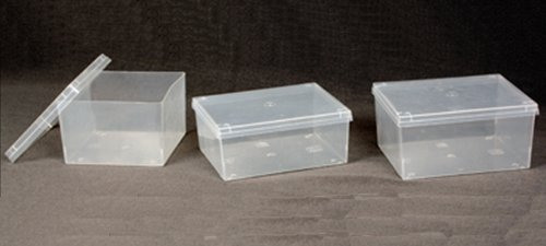 200 Square Container for Ear Buds